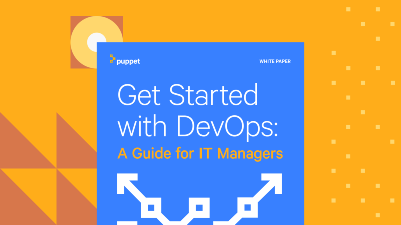puppet wp devops get started guide for it managers CARD