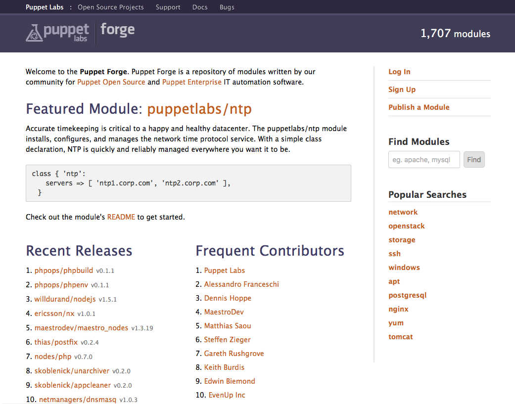 PuppetForge