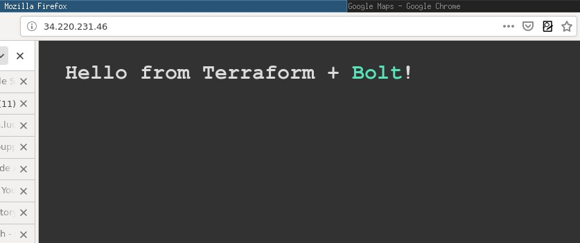 hello from terraform bolt