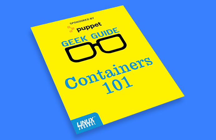 GeekGuide Puppet Containers