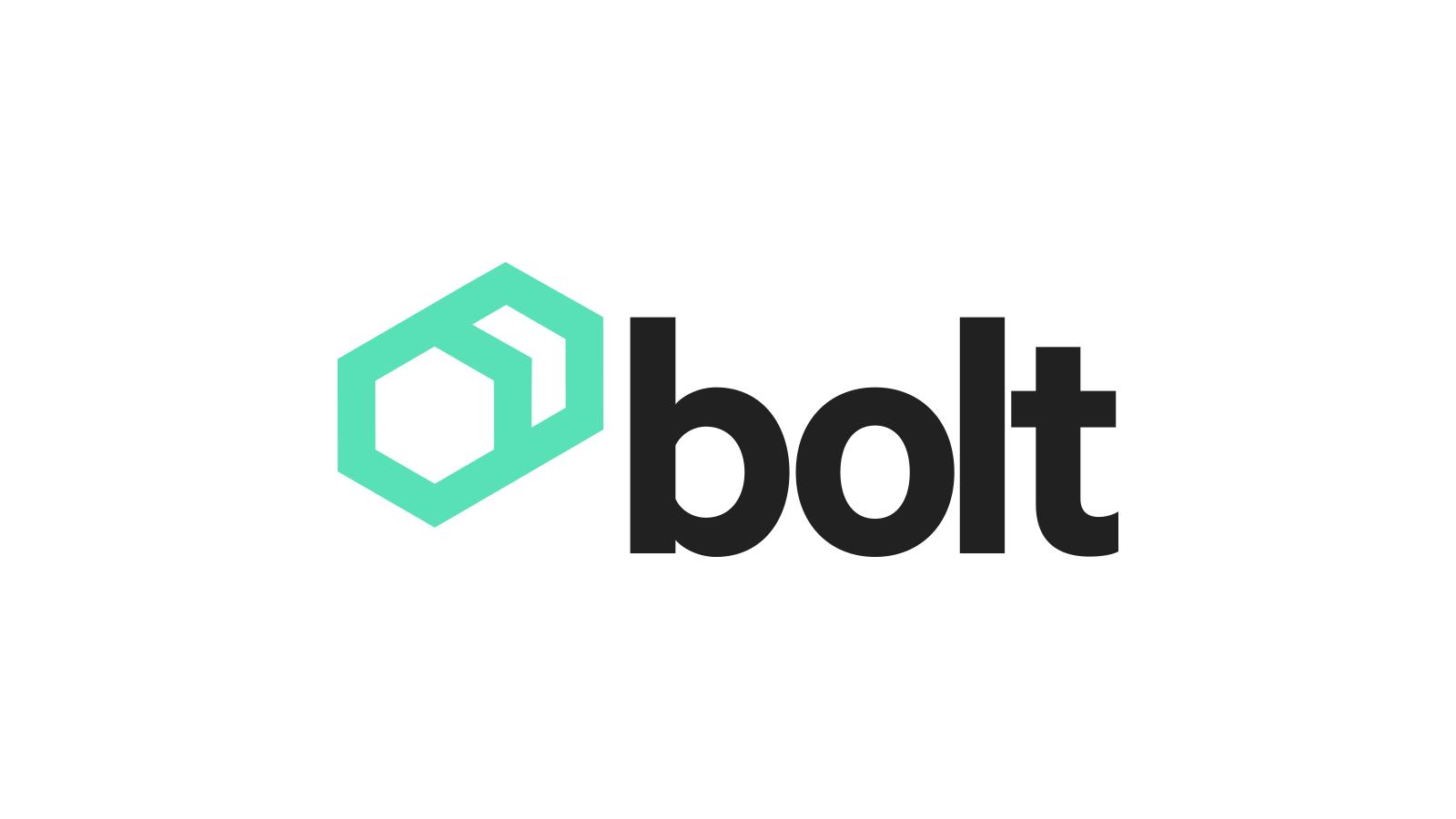 Logo Bolt onWhite