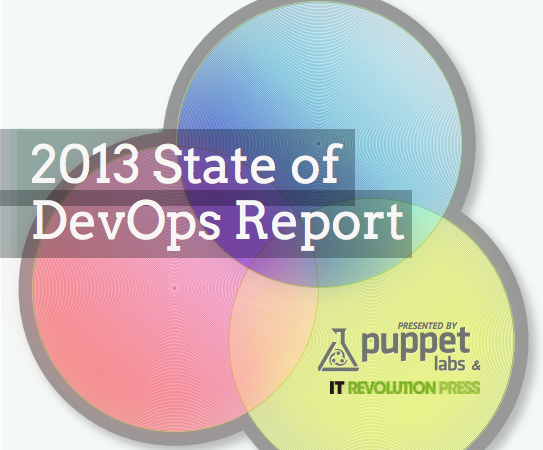 cover  State of Devops Report