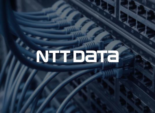 puppet case study NTT Data EN logo