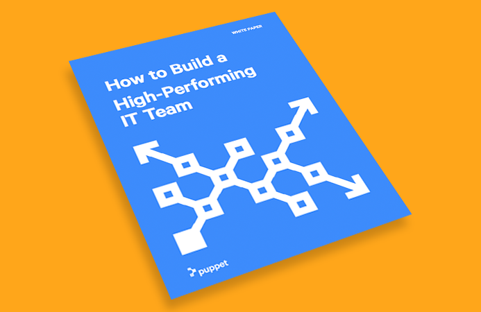 puppet wp how to build high performing it team