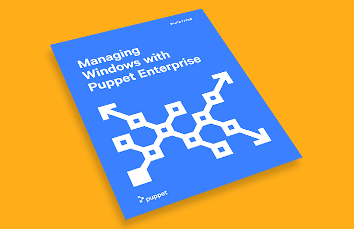 puppet wp managing windows with puppet enterprise