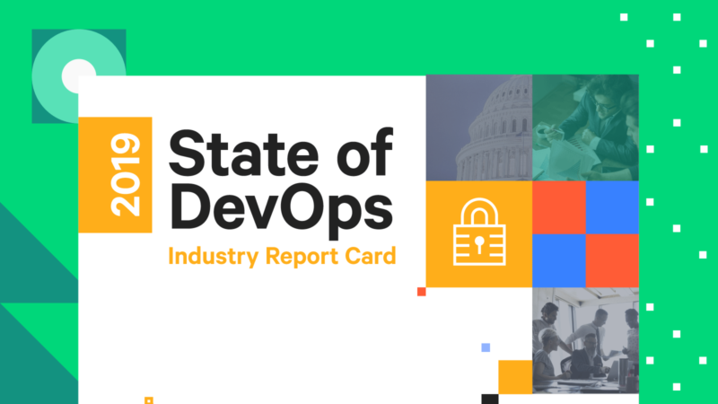 State of DevOps Industry Reportcard card