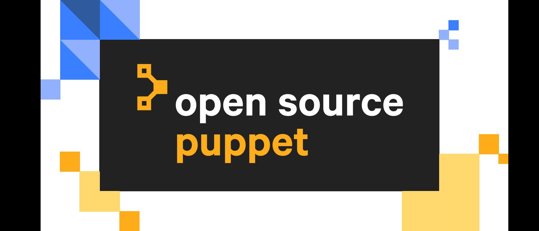 Open Source Puppet