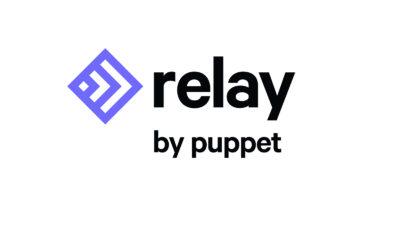 logo relay onwhite