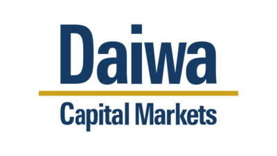 Daiwa Capital logo customer story