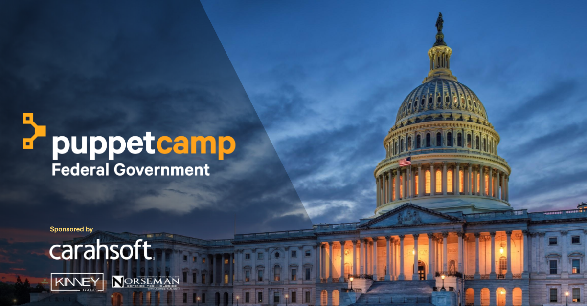 Puppet Camp Federal