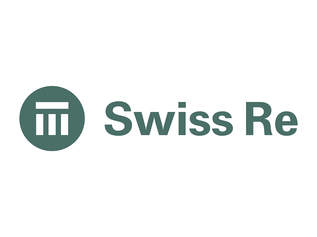 Swiss Re logo customer story