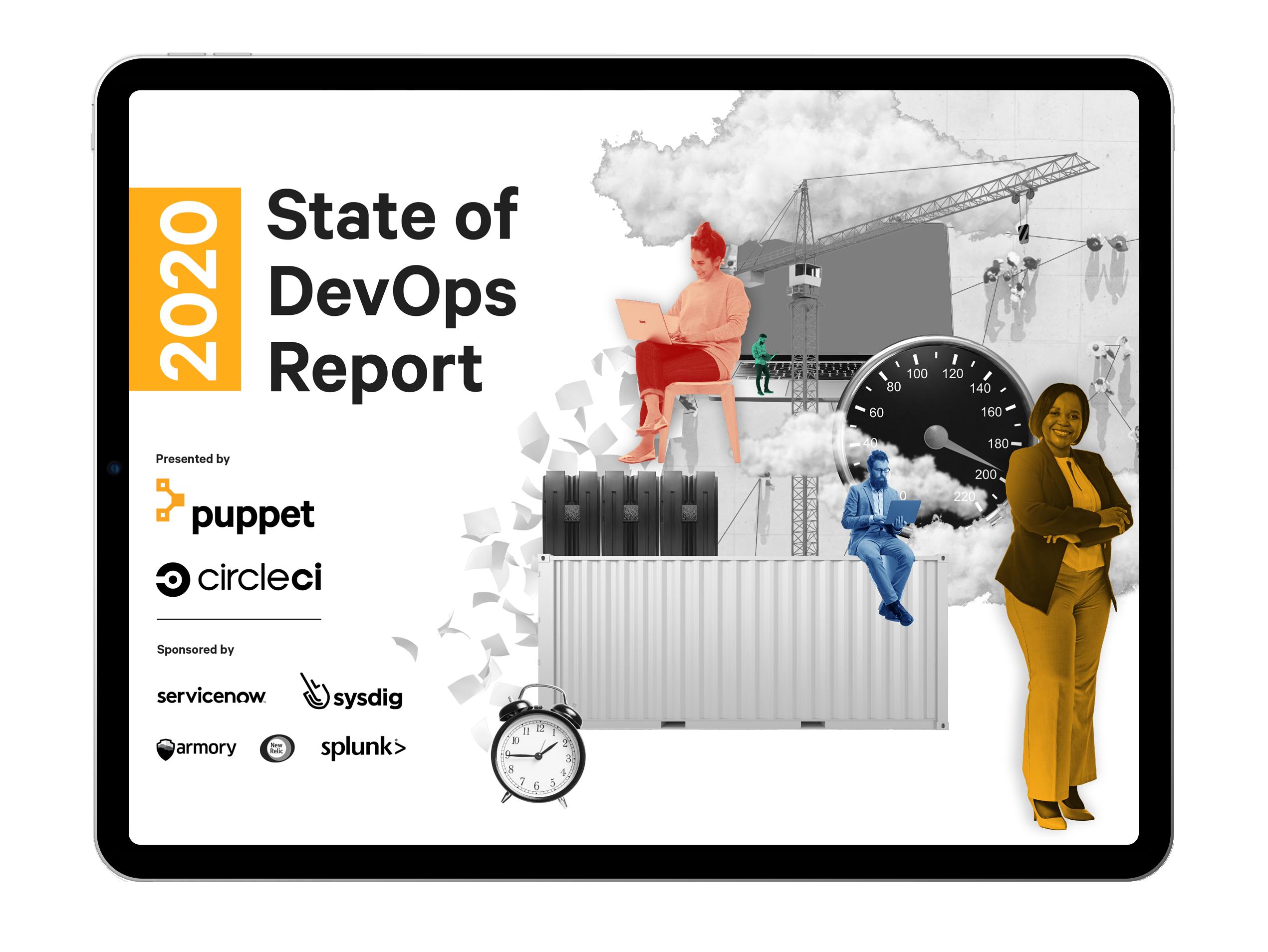 State of DevOps Report 2020