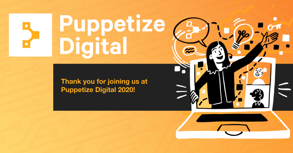 Puppetize Digital 2020