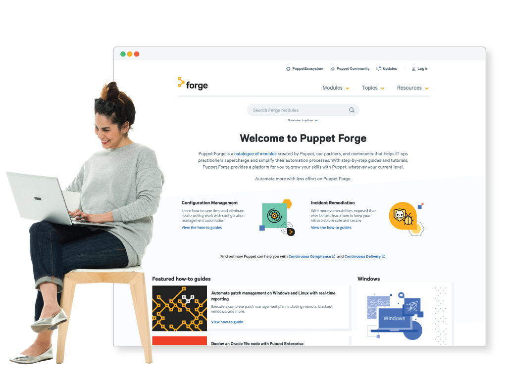 product web Forge