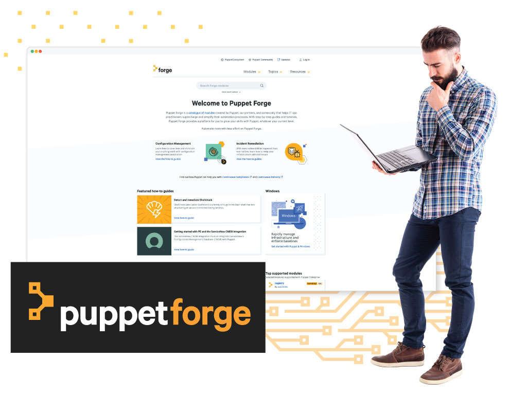 puppet forge marquee