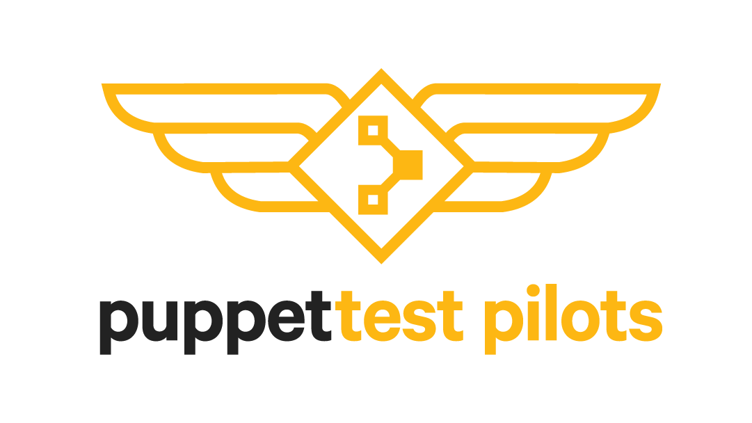 puppet test pilots badge k