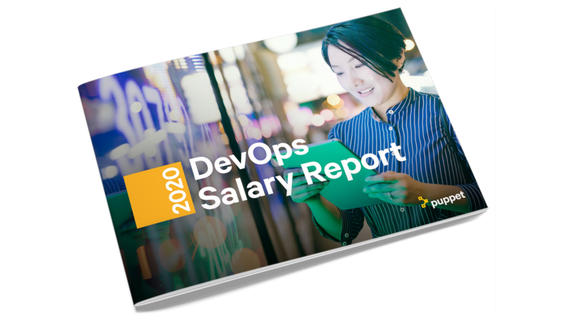 2020 DevOps Salary Report Cover