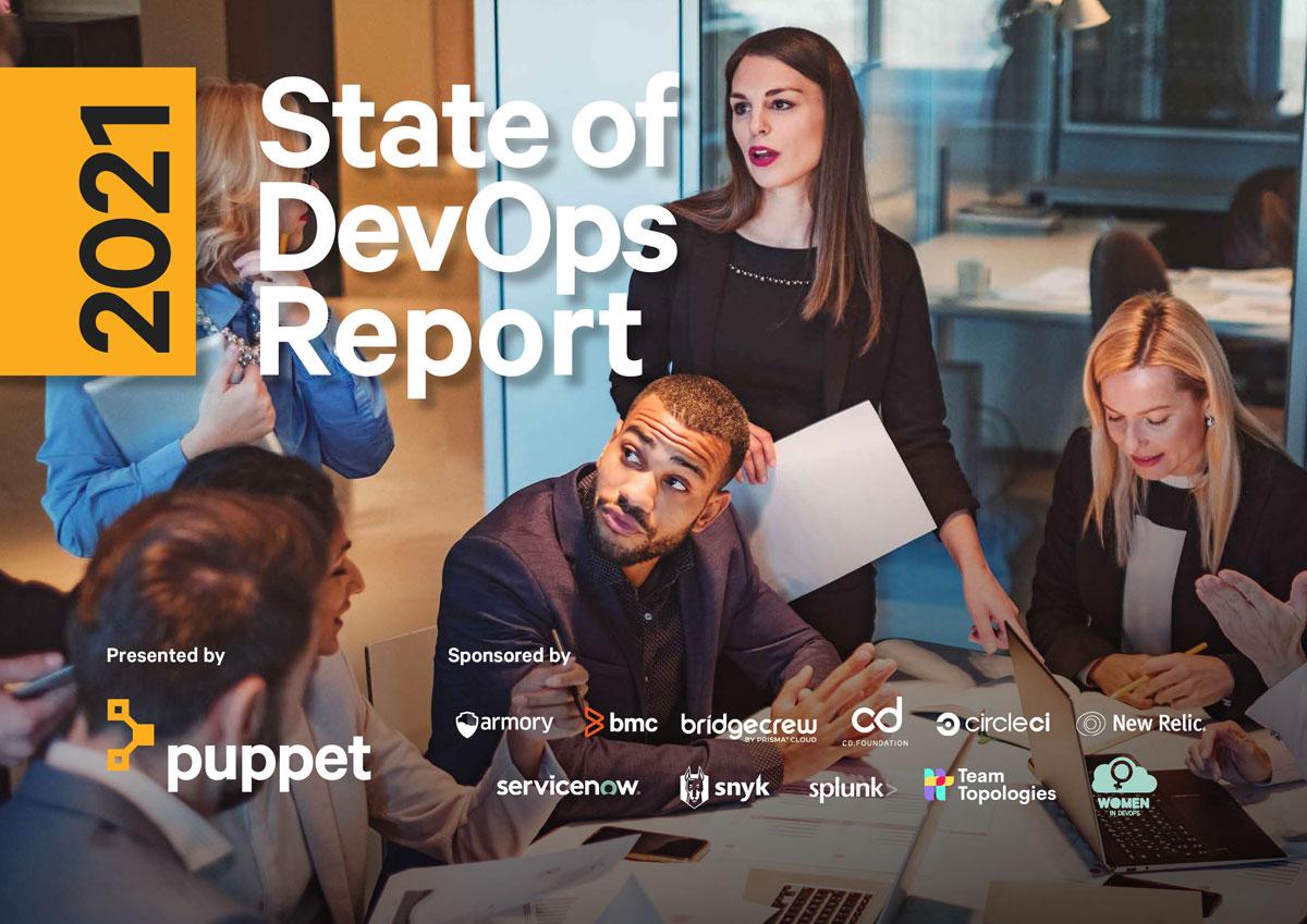 State of DevOps Report 2021