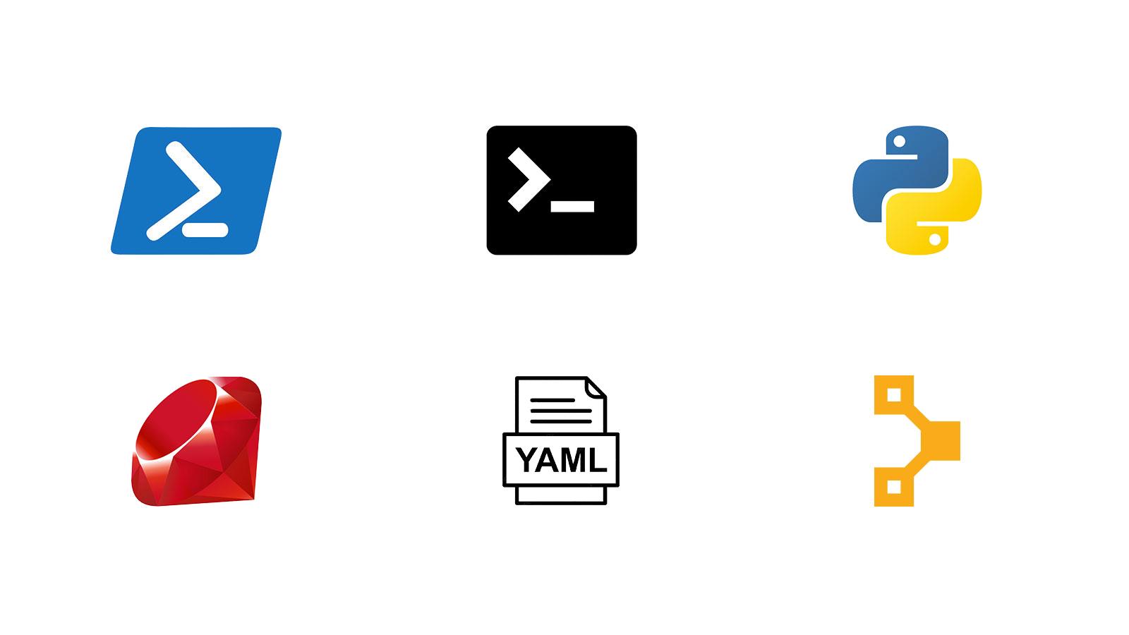 Bolt art logos