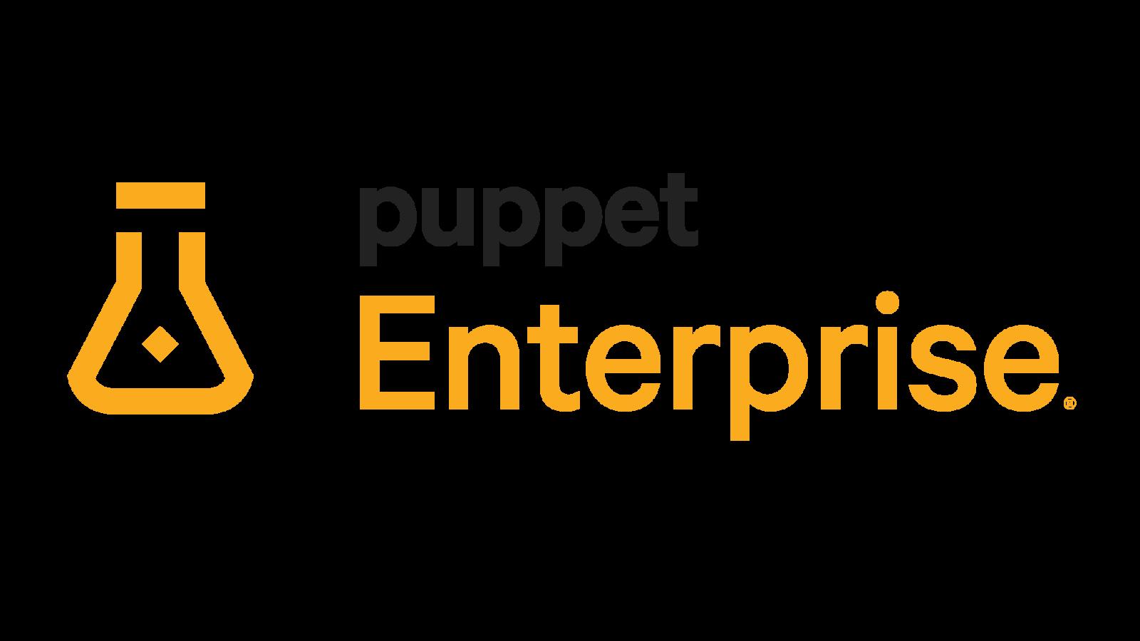 Puppet Enterprise logo