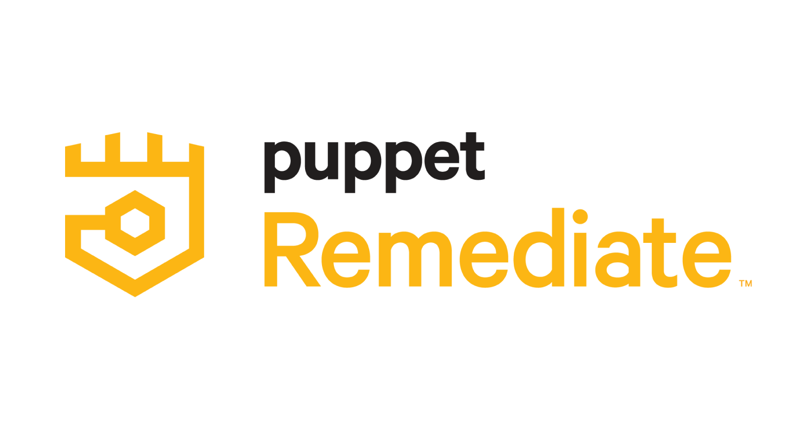 Puppet Remediate logo