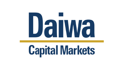 Daiwa Capital Markets logo