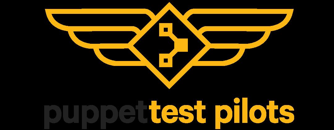 Puppet Test Pilots