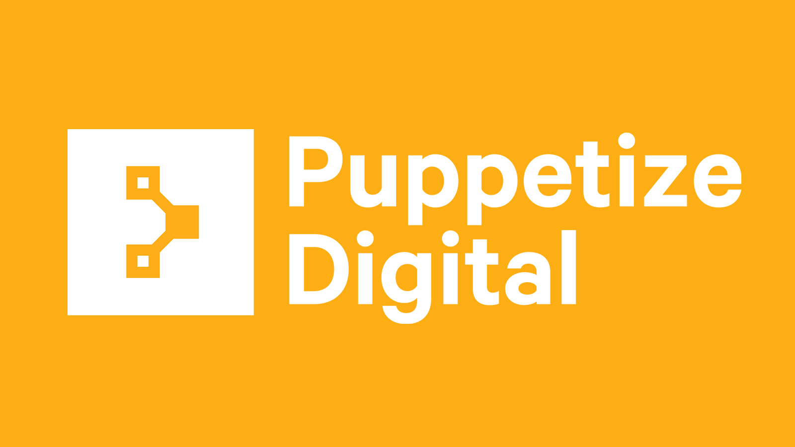 puppetize home