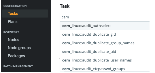 Classifying nodes